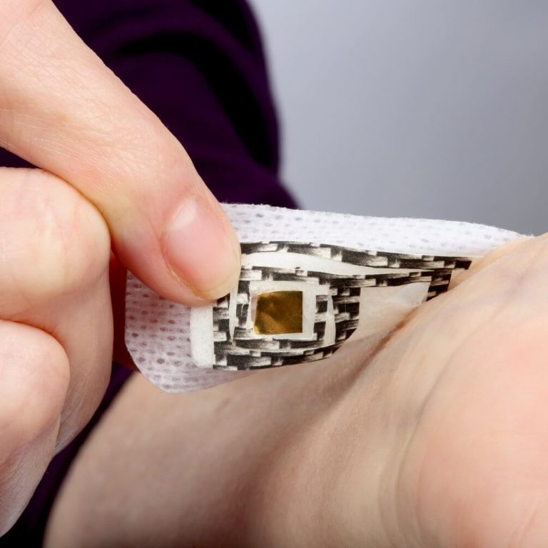 wearable medical tape