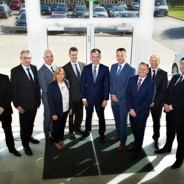 BDK Management Team – About BDK