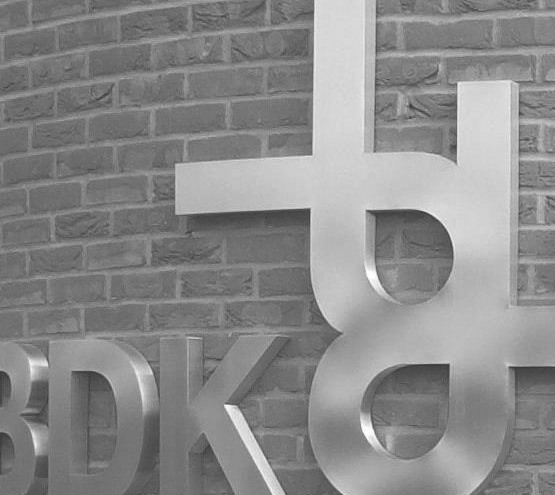 About BDK – Faded Logo