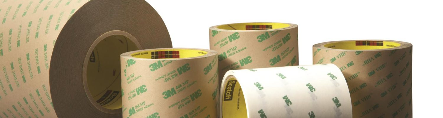 Adhesive Transfer Tape - 3M Transfer Tape - Available from BDK